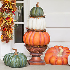Harvest & Thanksgiving Décor