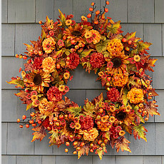 New Wreaths and Garlands