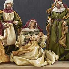 Nativity Sets & Christmas Angels