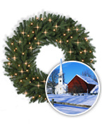 Vermont Signature™ Wreaths and Garlands Collection