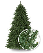 classic needle artificial christmas trees - What Kind Of Trees Are Christmas Trees
