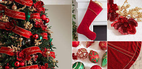 Christmas Cheer Combine festive colors of red, green, and gold with classic  Christmas imagery for a timeless holiday look. Shop Now